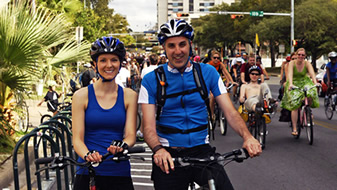 Austin Texas Bicycle Travel