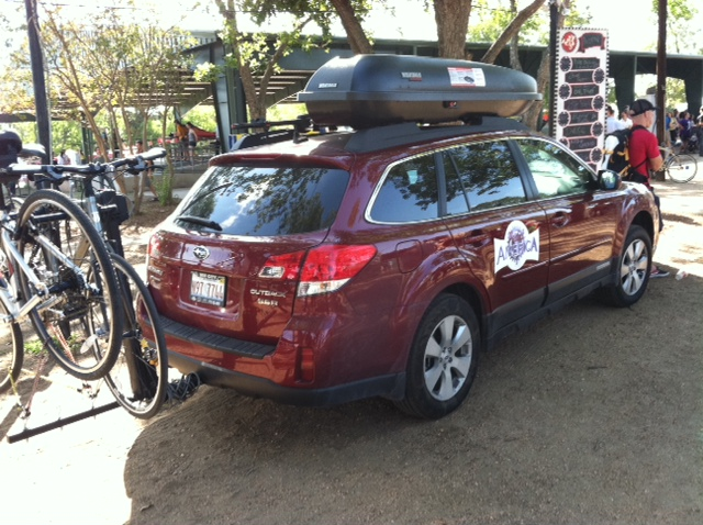 rear hitch bicycle rack