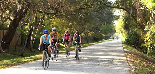 pinellas trail largo bicycle group